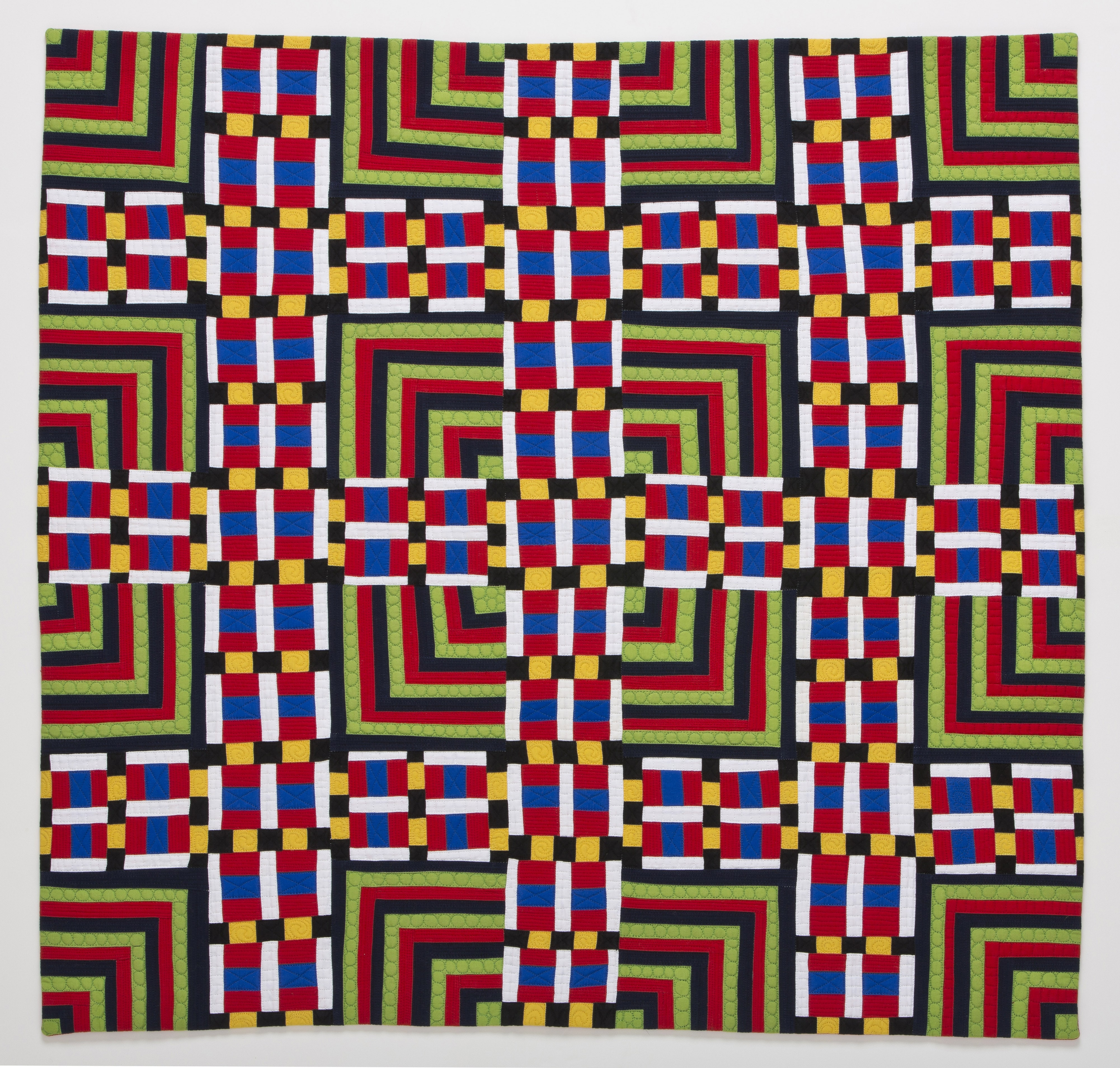 This Quilt is Technotroni